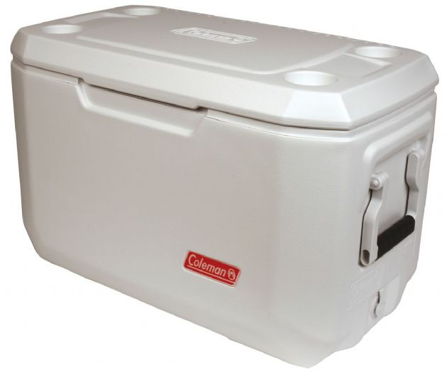 Coleman Marine Xtreme® 70QT White 66 L Cool box / Cooler, Camping & Fishing Outdoor equipment - Grasshopper Leisure